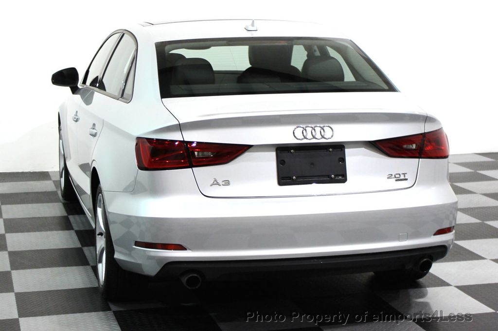 2015 Audi A3 CERTIFIED A3 2.0t Quattro ALL WHEEL DRIVE - 16237480 - 22