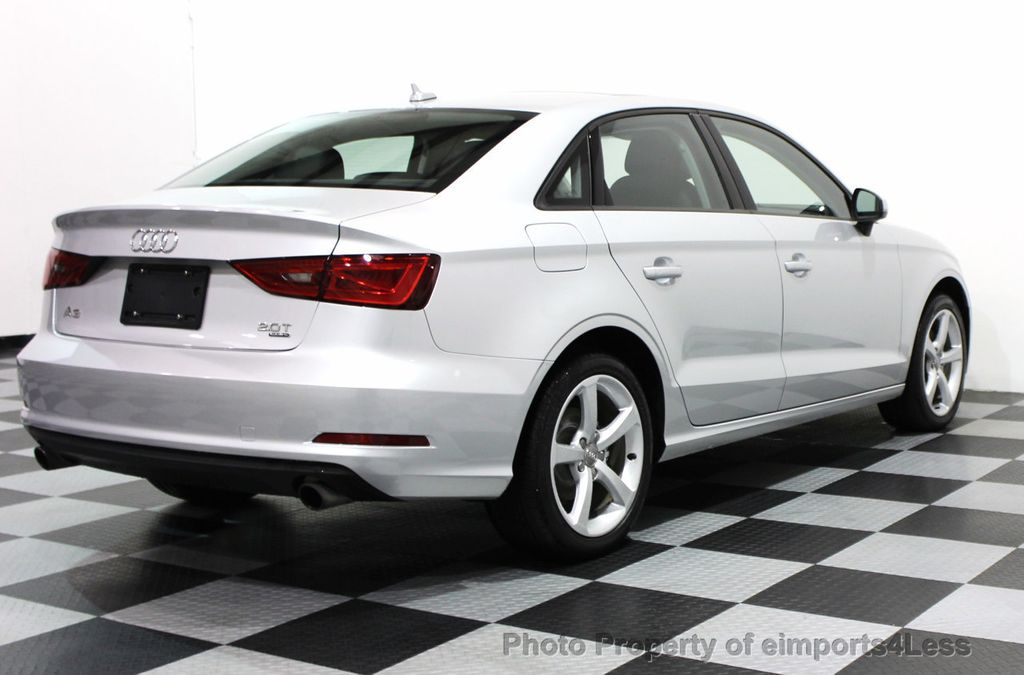 2015 Audi A3 CERTIFIED A3 2.0t Quattro ALL WHEEL DRIVE - 16237480 - 24