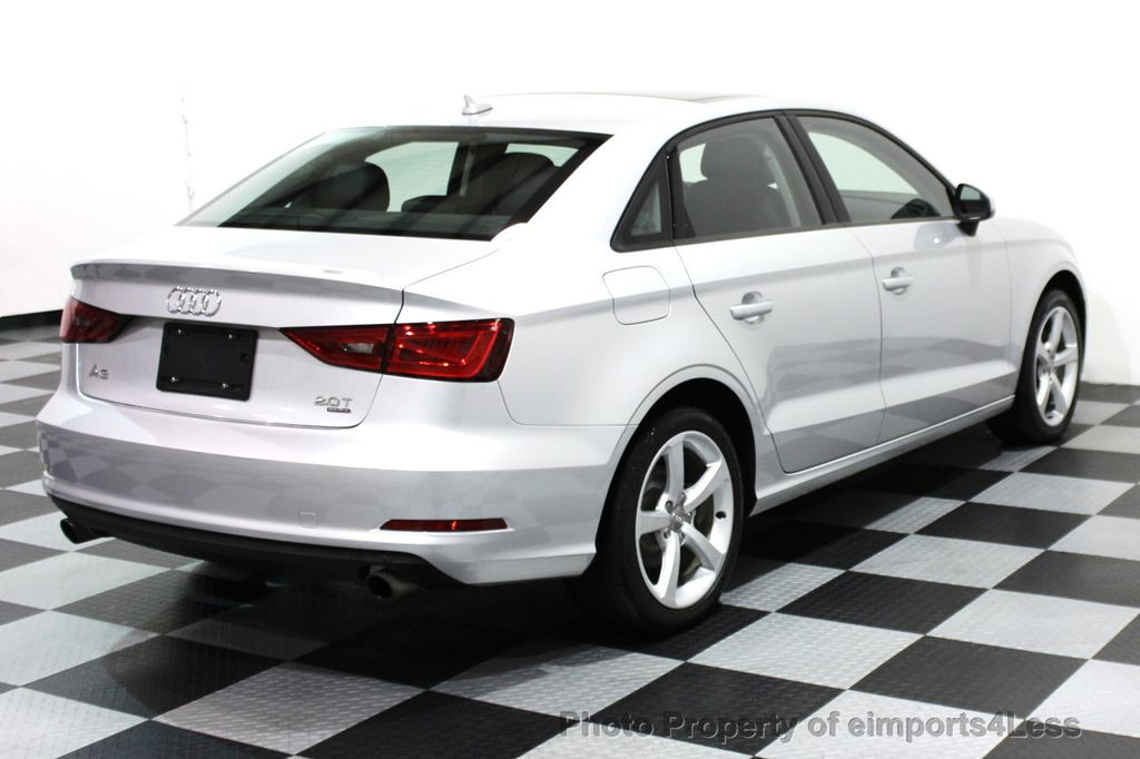 2015 Audi A3 CERTIFIED A3 2.0t Quattro ALL WHEEL DRIVE - 16237480 - 3