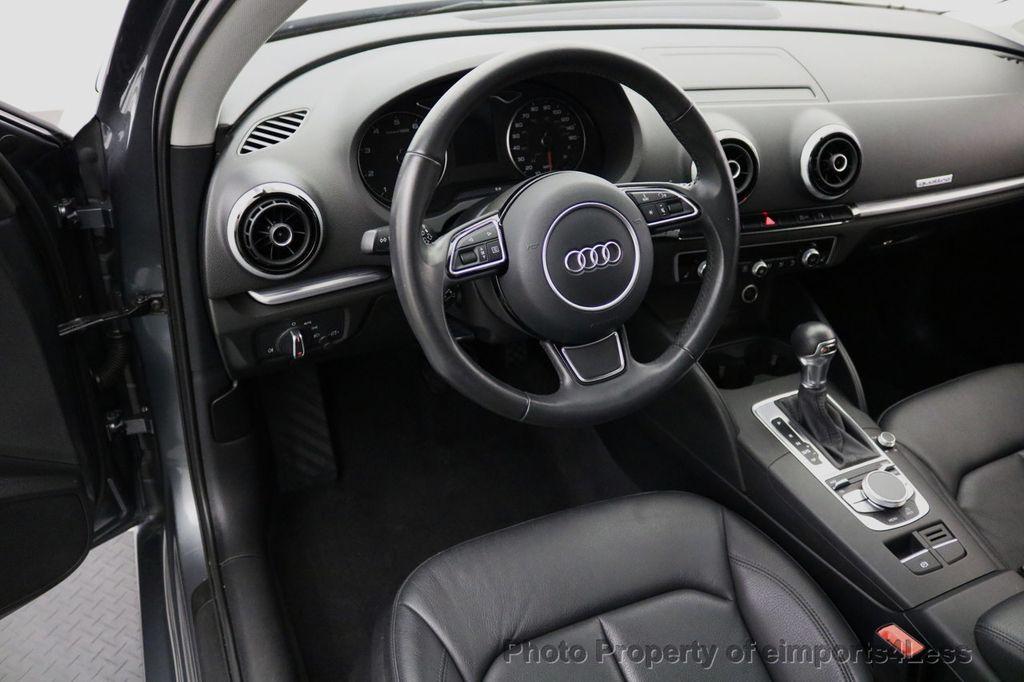 2015 Audi A3 CERTIFIED A3 2.0T Quattro AWD NAVIGATION - 17132058 - 22