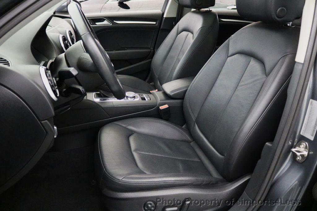 2015 Audi A3 CERTIFIED A3 2.0T Quattro AWD NAVIGATION - 17132058 - 35