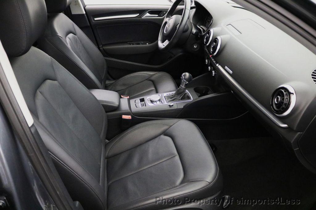 2015 Audi A3 CERTIFIED A3 2.0T Quattro AWD NAVIGATION - 17132058 - 36