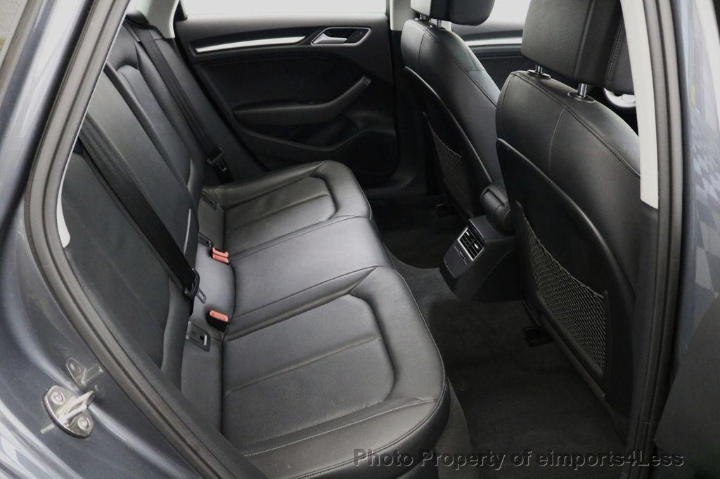 2015 Audi A3 CERTIFIED A3 2.0T Quattro AWD NAVIGATION - 17132058 - 38