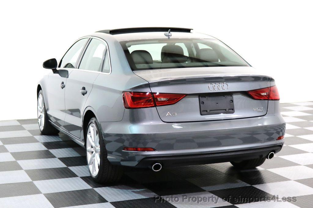 2015 Audi A3 CERTIFIED A3 2.0T Quattro AWD NAVIGATION - 17132058 - 3