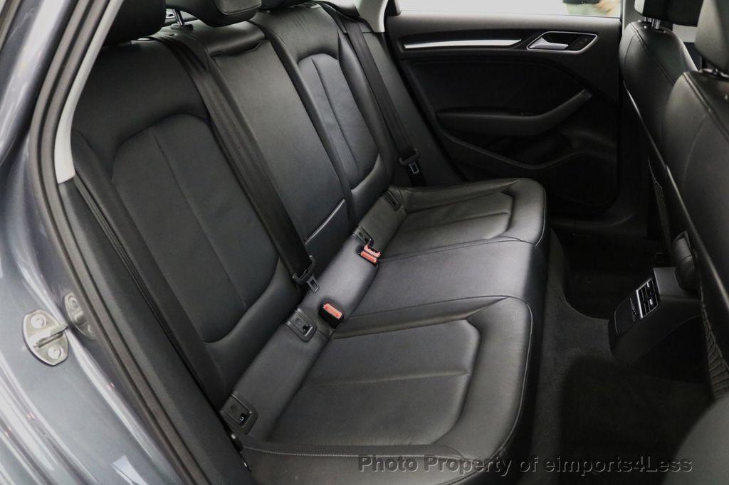 2015 Audi A3 CERTIFIED A3 2.0T Quattro AWD NAVIGATION - 17132058 - 40
