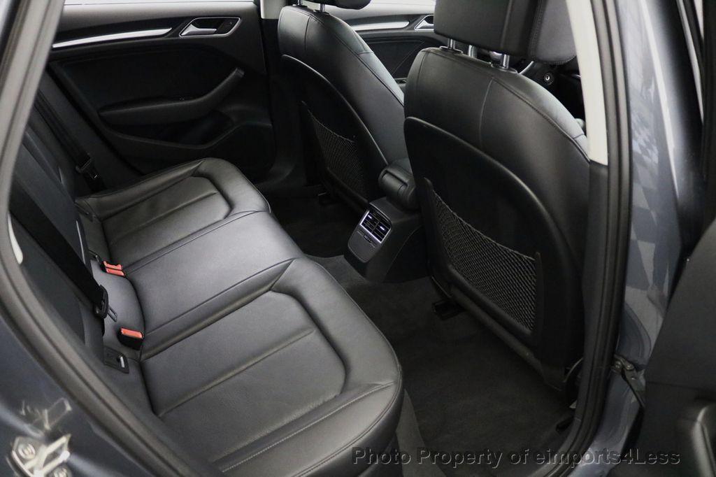 2015 Audi A3 CERTIFIED A3 2.0T Quattro AWD NAVIGATION - 17132058 - 41