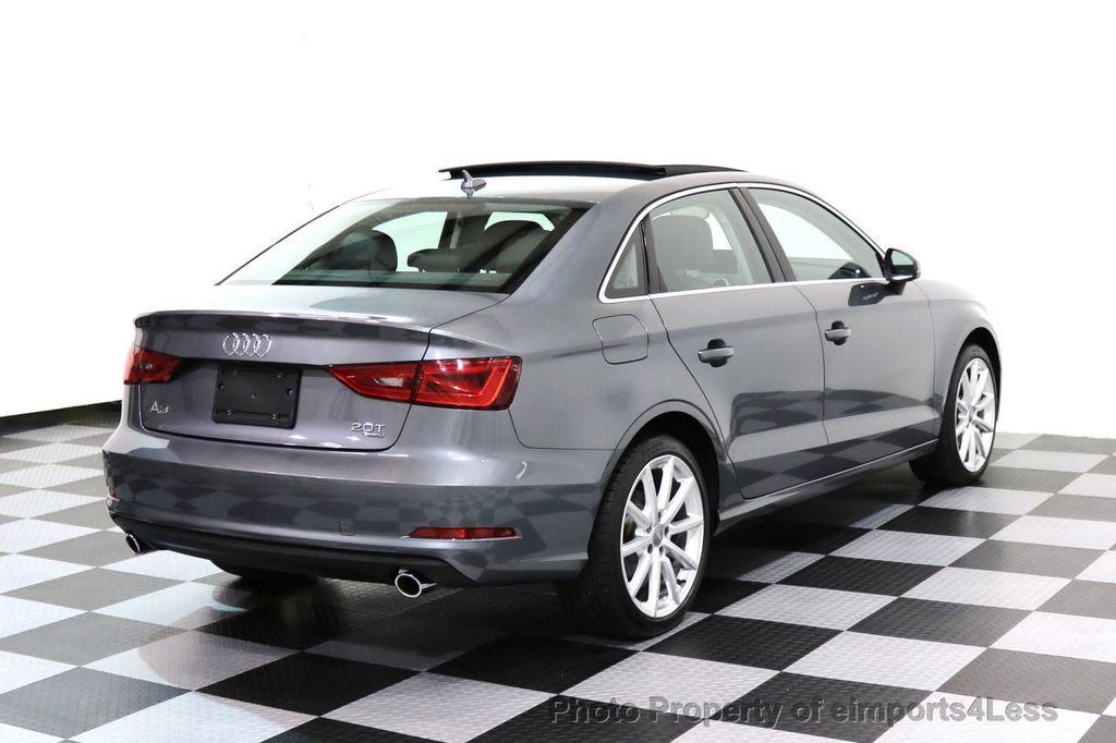 2015 Audi A3 CERTIFIED A3 2.0T Quattro AWD NAVIGATION - 17132058 - 47
