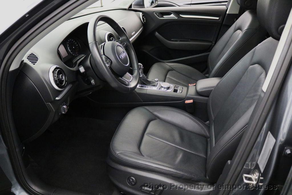 2015 Audi A3 CERTIFIED A3 2.0T Quattro AWD NAVIGATION - 17132058 - 5