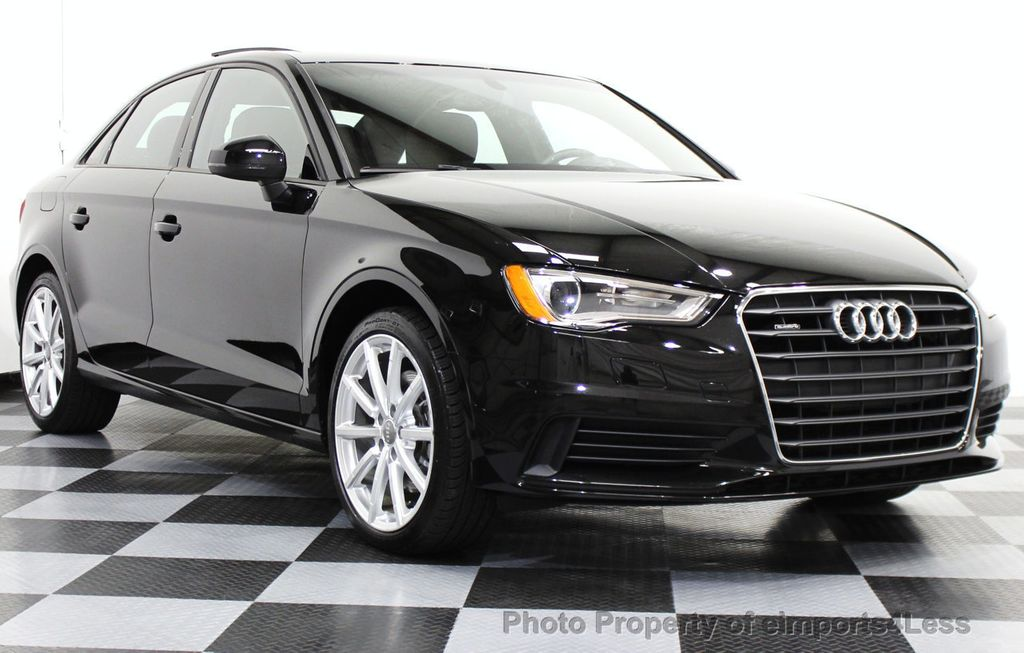 2015 used audi a3 certified a3 quattro premium plus awd sedan nav at eimports4less serving. Black Bedroom Furniture Sets. Home Design Ideas