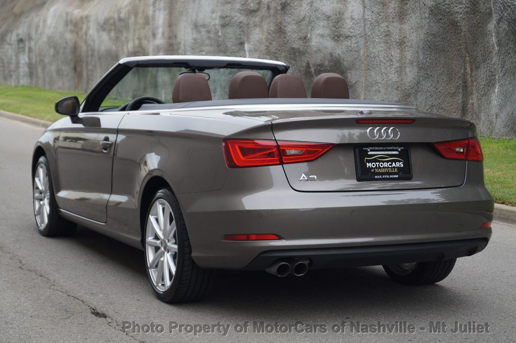 Used Audi A Cabriolet Dr Cabriolet FWD T Premium Plus At - Convertible cars audi