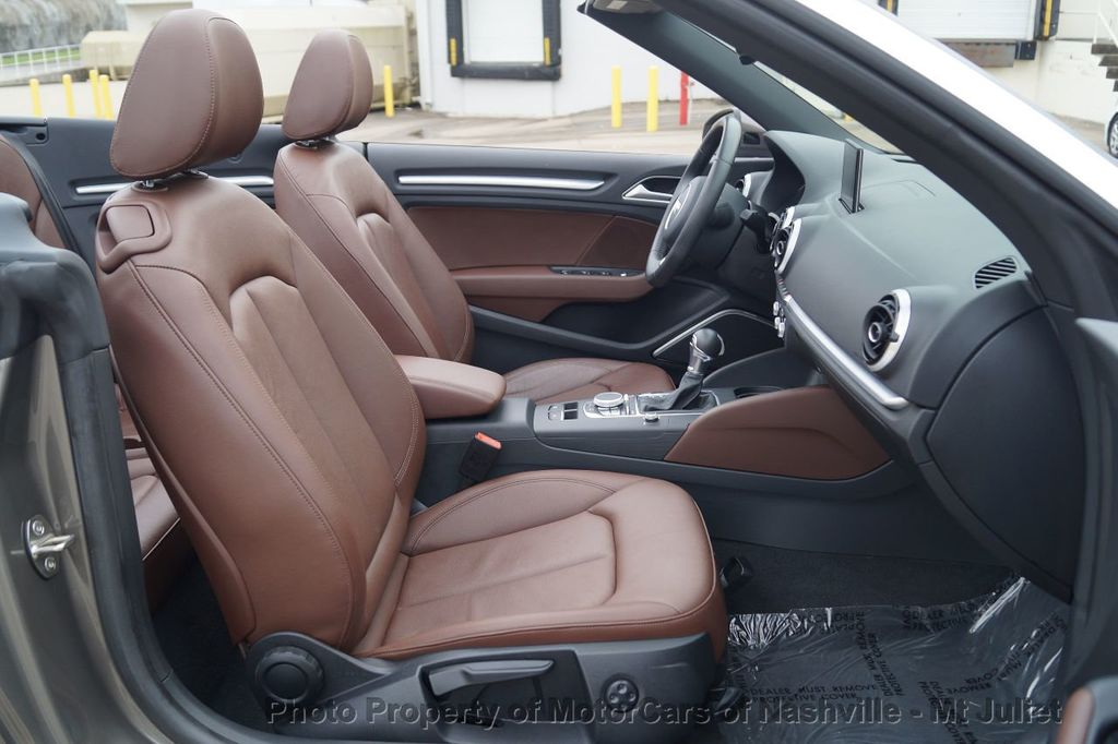 2015 Audi A3 Cabriolet 2dr Cabriolet FWD 1.8T Premium Plus - 17900574 - 30