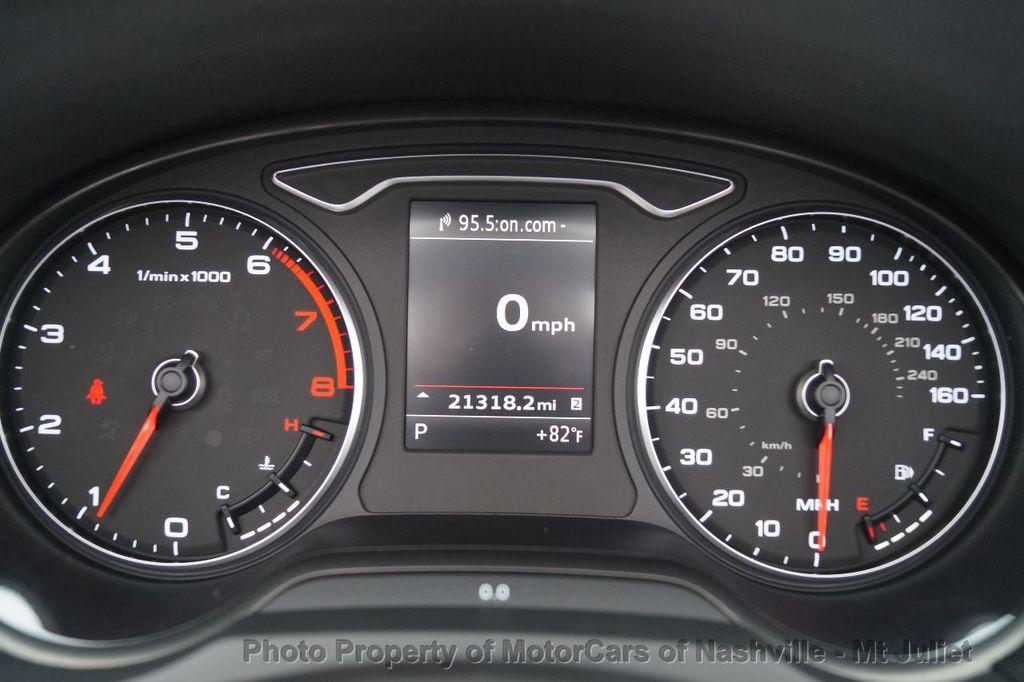 2015 Audi A3 Cabriolet 2dr Cabriolet FWD 1.8T Premium Plus - 17900574 - 38