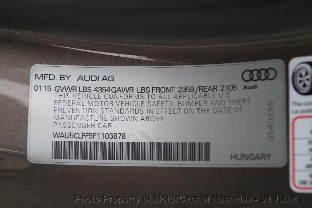 2015 Audi A3 Cabriolet 2dr Cabriolet FWD 1.8T Premium Plus - 17900574 - 54