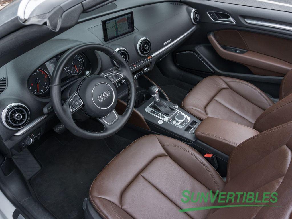 2015 Audi A3 Cabriolet 2dr Cabriolet quattro 2.0T Prestige - 17453885 - 13