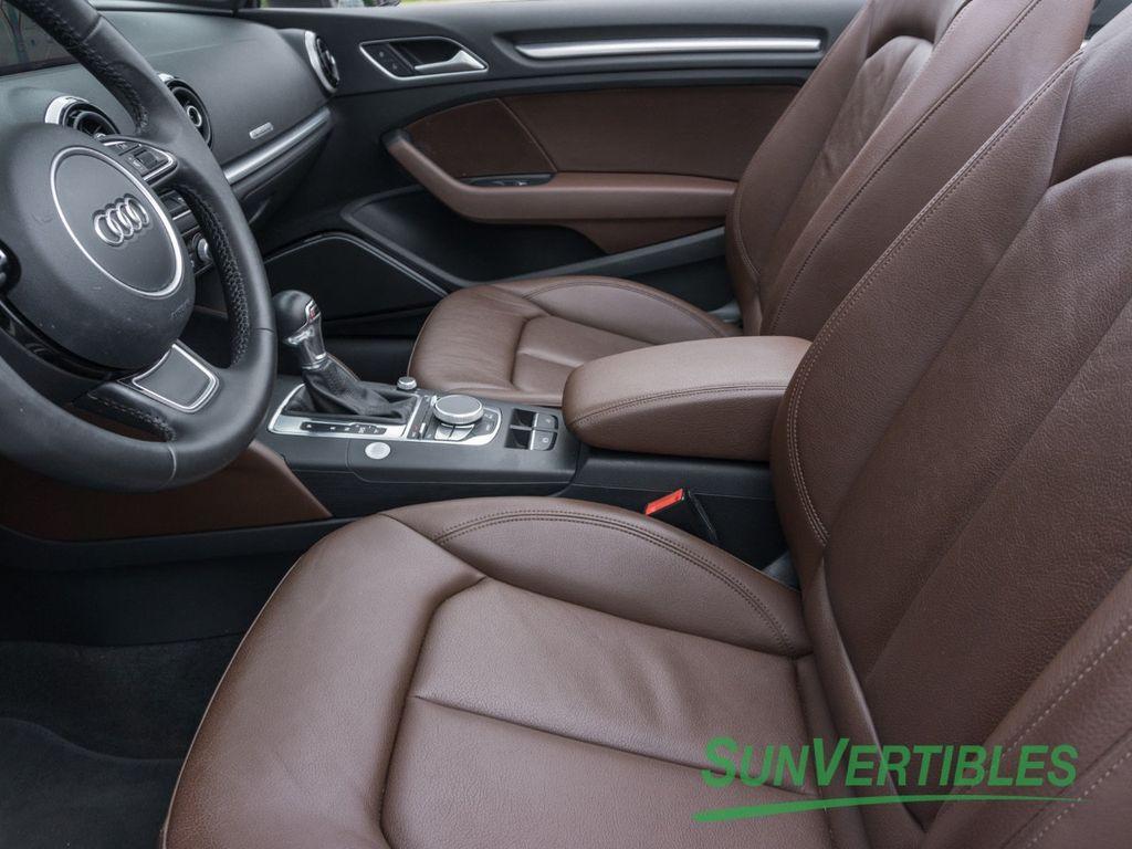 2015 Audi A3 Cabriolet 2dr Cabriolet quattro 2.0T Prestige - 17453885 - 15