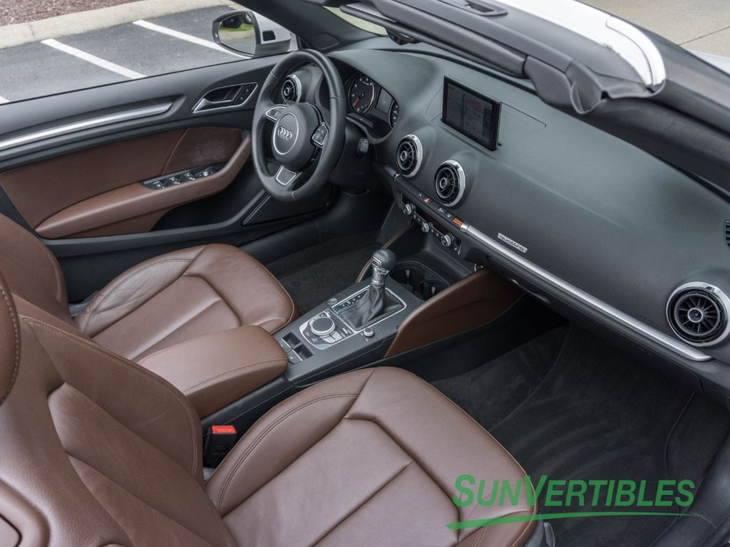 2015 Audi A3 Cabriolet 2dr Cabriolet quattro 2.0T Prestige - 17453885 - 17