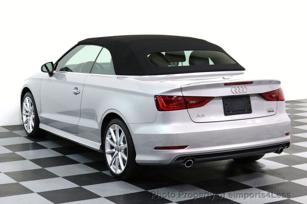 2015 Audi A3 Cabriolet CERTIFIED A3 2.0T Quattro PRESTIGE AWD CABRIOLET - 17160380 - 15