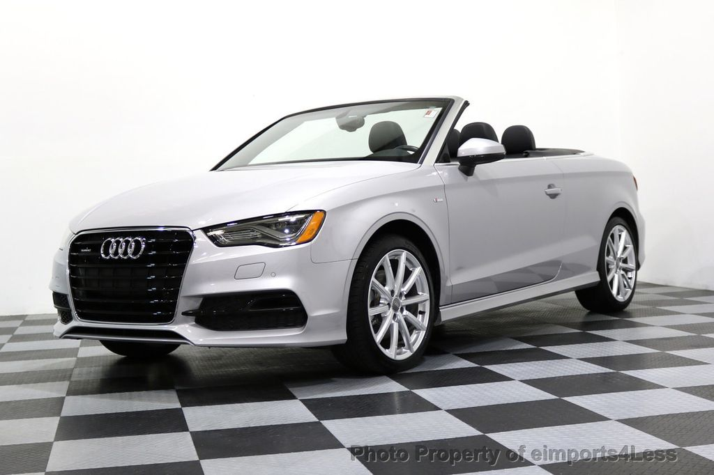 2015 Audi A3 Cabriolet CERTIFIED A3 2.0T Quattro PRESTIGE AWD CABRIOLET - 17160380 - 26