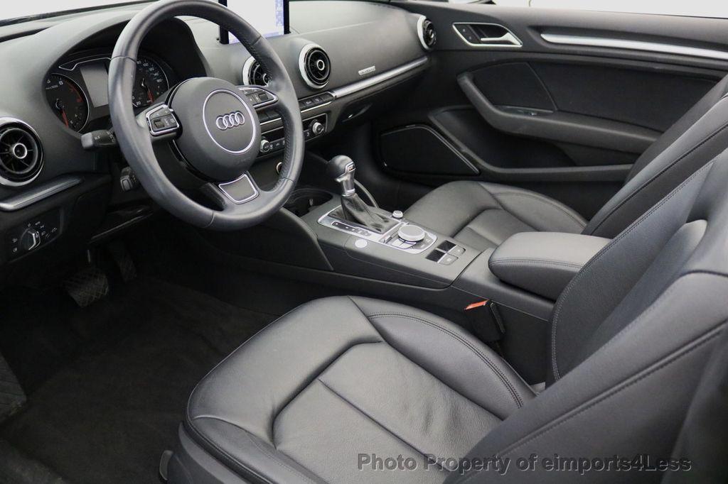 2015 Audi A3 Cabriolet CERTIFIED A3 2.0T Quattro PRESTIGE AWD CABRIOLET - 17160380 - 31