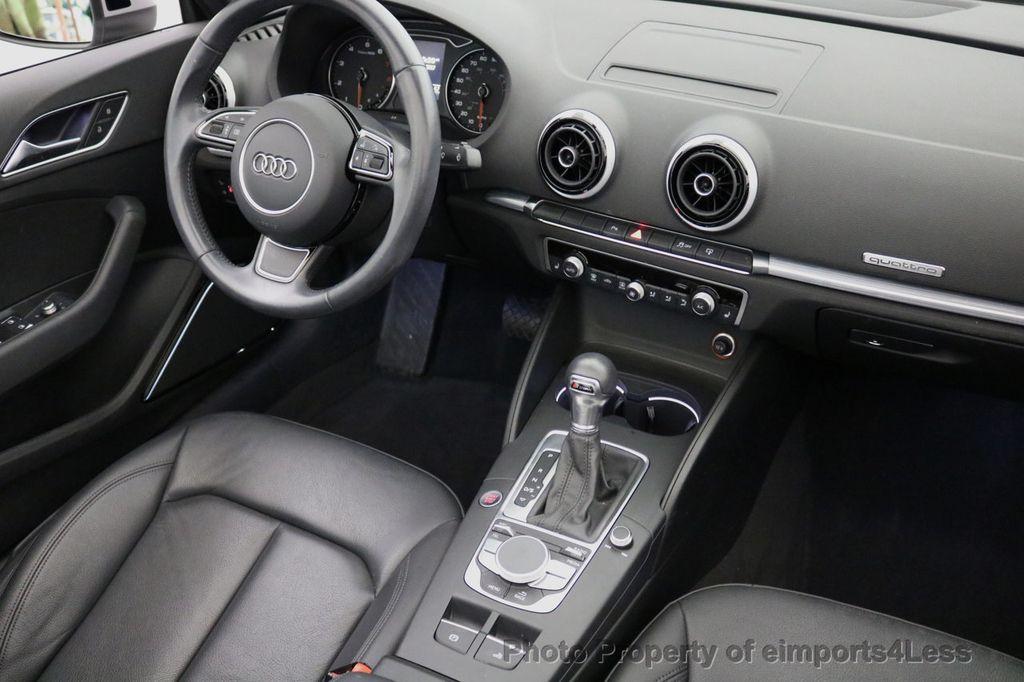 2015 Audi A3 Cabriolet CERTIFIED A3 2.0T Quattro PRESTIGE AWD CABRIOLET - 17160380 - 32