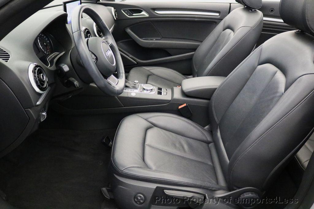 2015 Audi A3 Cabriolet CERTIFIED A3 2.0T Quattro PRESTIGE AWD CABRIOLET - 17160380 - 33