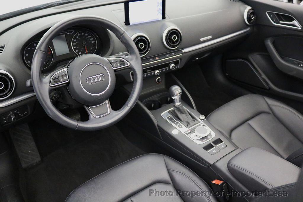 2015 Audi A3 Cabriolet CERTIFIED A3 2.0T Quattro PRESTIGE AWD CABRIOLET - 17160380 - 35