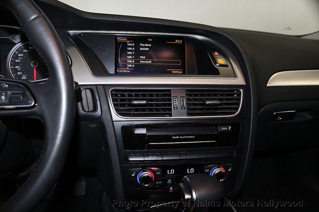 2015 used audi a4 4dr sedan automatic quattro 2 0t premium plus at haims motors hollywood. Black Bedroom Furniture Sets. Home Design Ideas