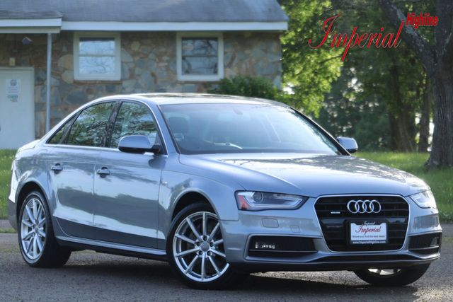 2015 Audi A4 4dr Sedan Automatic quattro 2.0T Premium Plus