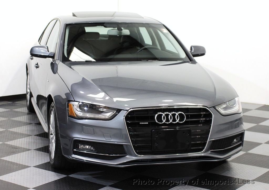 2015 used audi a4 certified a4 quattro awd sedan. Black Bedroom Furniture Sets. Home Design Ideas