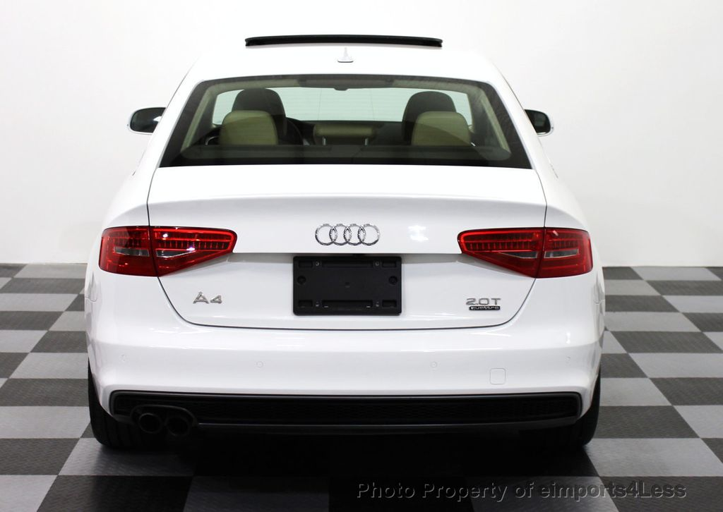 2015 Audi A3 2.0t 0 60 >> Audi A4 Premium Plus For Sale.2015 Used Audi A4 CERTIFIED ...