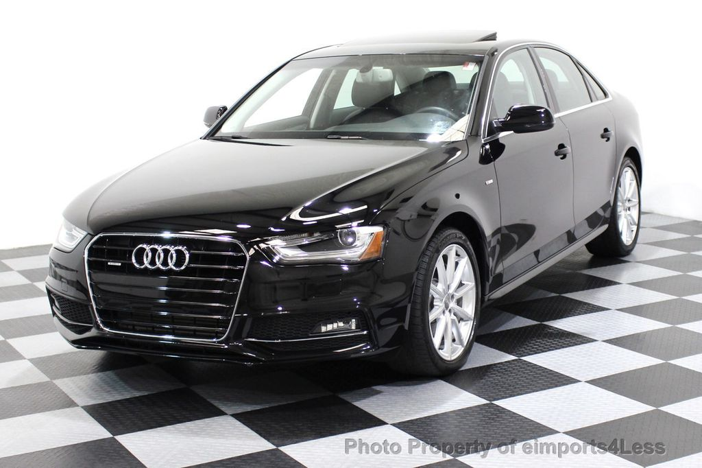 2015 used audi a4 certified a4 2 0t quattro premium plus s line awd navi at eimports4less. Black Bedroom Furniture Sets. Home Design Ideas