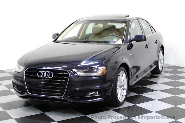 2015 used audi a4 certified a4 quattro s line premium plus awd navi at eimports4less. Black Bedroom Furniture Sets. Home Design Ideas