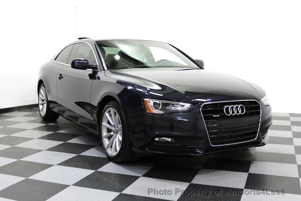 2015 Audi A5 CERTIFIED A5 2.0t Quattro AWD 6 SPEED MANUAL TRANSMISSION - 17718772 - 15