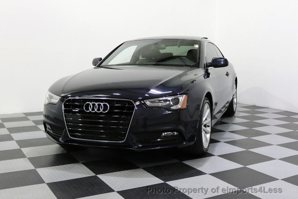 2015 Audi A5 CERTIFIED A5 2.0t Quattro AWD 6 SPEED MANUAL TRANSMISSION - 17718772 - 42