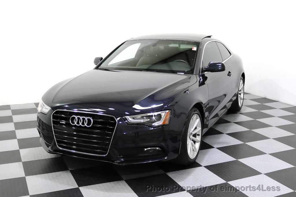 2015 Audi A5 CERTIFIED A5 2.0t Quattro AWD 6 SPEED MANUAL TRANSMISSION - 17718772 - 50