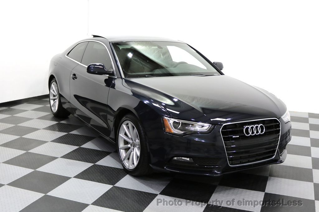 2015 Audi A5 CERTIFIED A5 2.0t Quattro AWD 6 SPEED MANUAL TRANSMISSION - 17718772 - 54