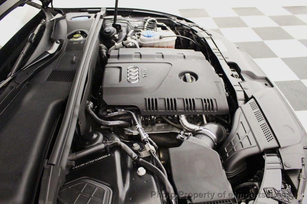 2015 Audi A5 CERTIFIED A5 2.0t Quattro Premium Plus S-Line AWD CAMERA NAVI - 18051525 - 21