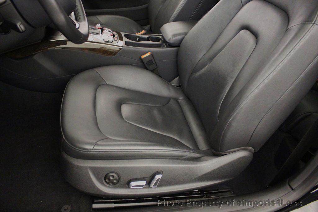 2015 Audi A5 CERTIFIED A5 2.0t Quattro Premium Plus S-Line AWD CAMERA NAVI - 18051525 - 23
