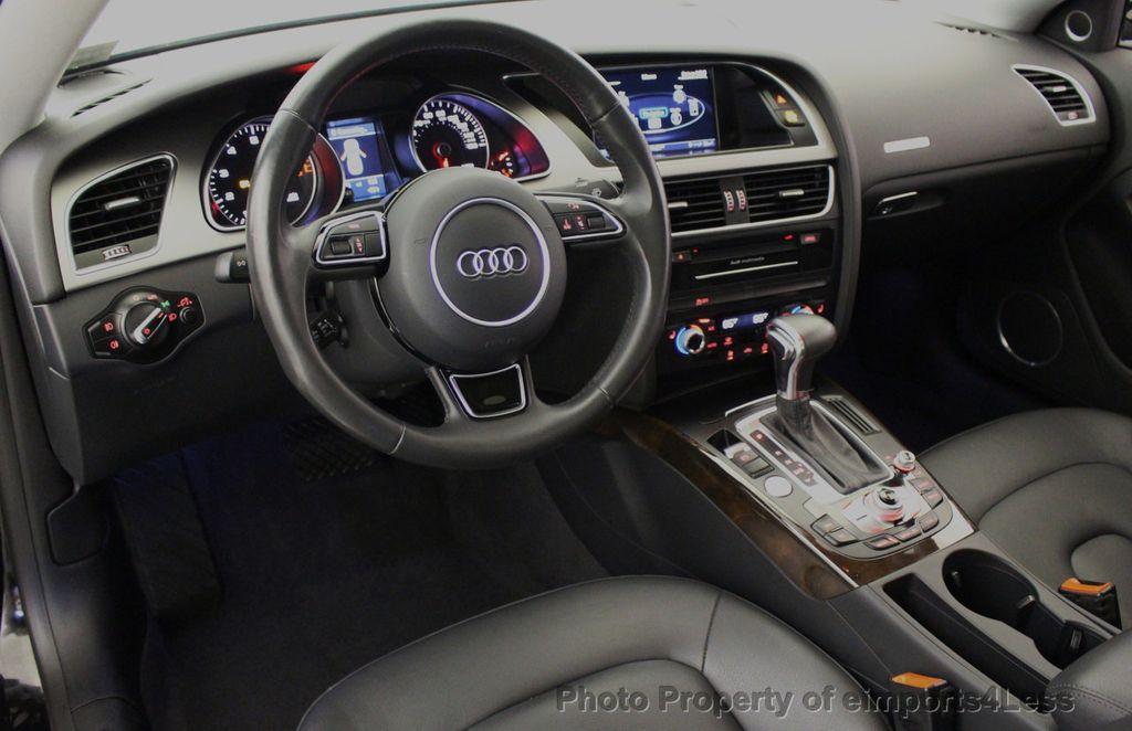 2015 Audi A5 CERTIFIED A5 2.0t Quattro Premium Plus S-Line AWD CAMERA NAVI - 18051525 - 33