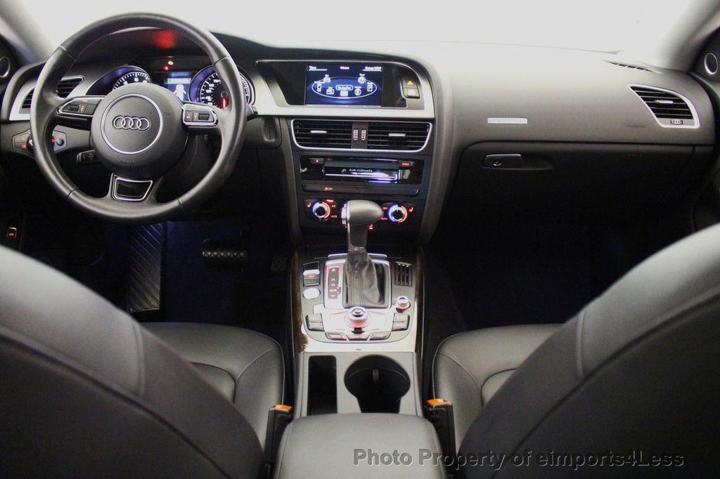 2015 Audi A5 CERTIFIED A5 2.0t Quattro Premium Plus S-Line AWD CAMERA NAVI - 18051525 - 34