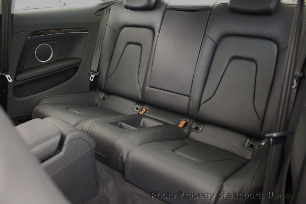 2015 Audi A5 CERTIFIED A5 2.0t Quattro Premium Plus S-Line AWD CAMERA NAVI - 18051525 - 36