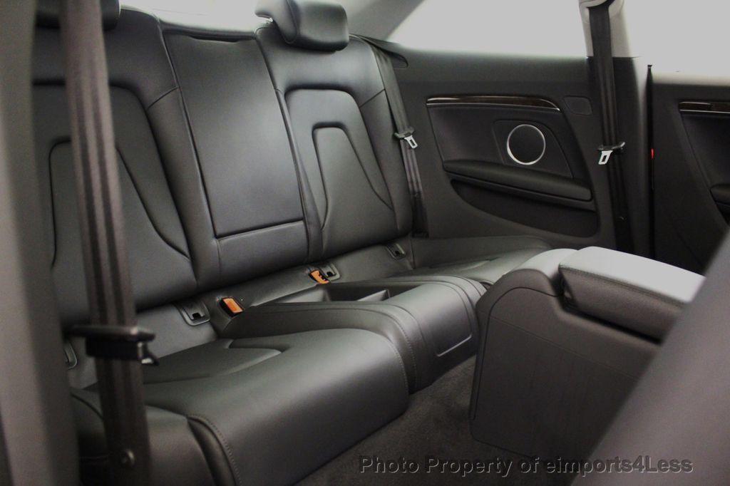 2015 Audi A5 CERTIFIED A5 2.0t Quattro Premium Plus S-Line AWD CAMERA NAVI - 18051525 - 51