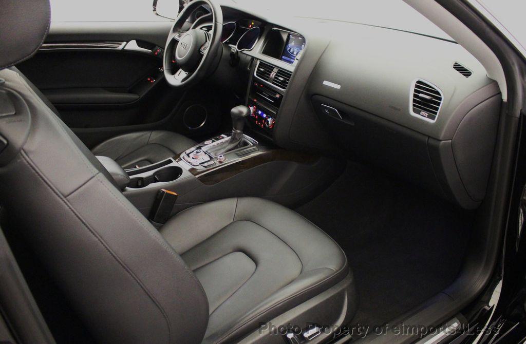 2015 Audi A5 CERTIFIED A5 2.0t Quattro Premium Plus S-Line AWD CAMERA NAVI - 18051525 - 6