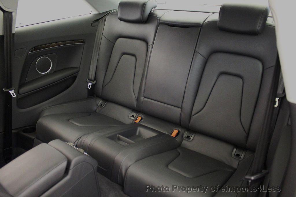 2015 Audi A5 CERTIFIED A5 2.0t Quattro Premium Plus S-Line AWD CAMERA NAVI - 18051525 - 7