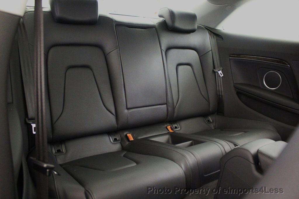 2015 Audi A5 CERTIFIED A5 2.0t Quattro Premium Plus S-Line AWD CAMERA NAVI - 18051525 - 8