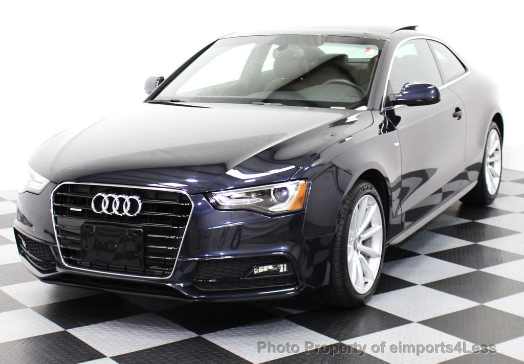 2015 used audi a5 certified a5 2 0t quattro s line awd. Black Bedroom Furniture Sets. Home Design Ideas