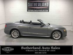 2015 Audi A5 Cabriolet - WAUMFAFH8FN006379