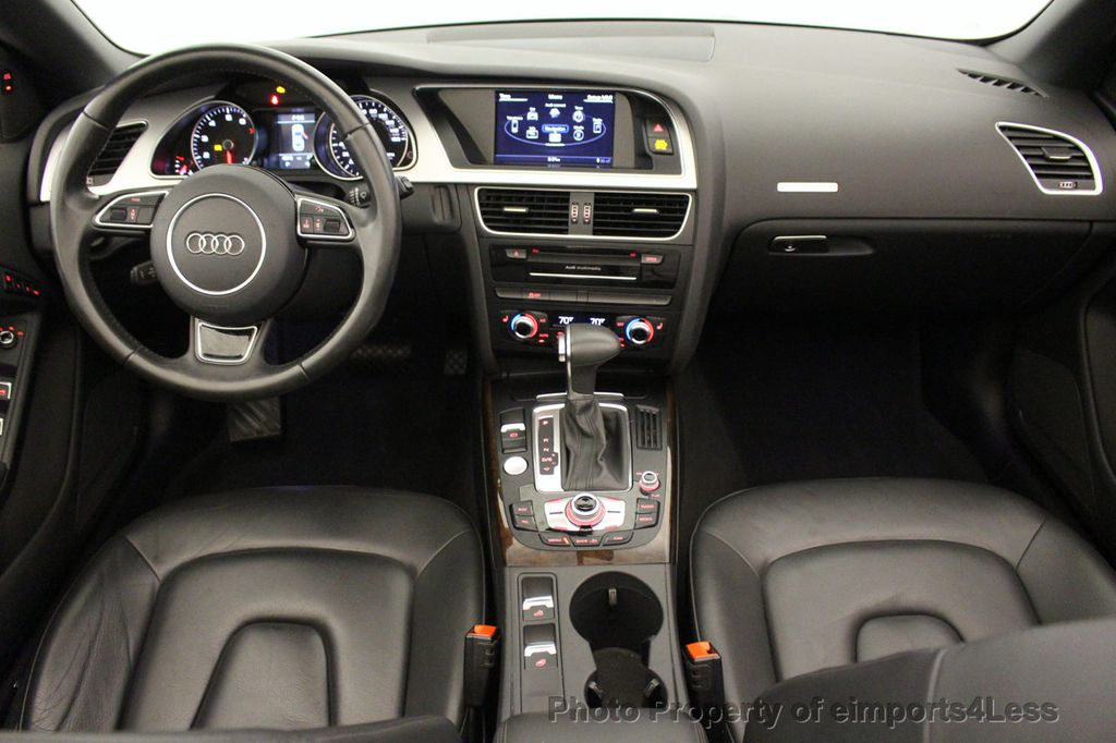 2015 Audi A5 Cabriolet CERTIFIED A5 Cabriolet 2.0T Quattro AWD S-Line CAMERA NAV - 18191706 - 33