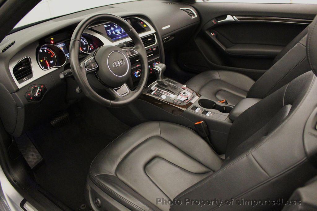 2015 Audi A5 Cabriolet CERTIFIED A5 Cabriolet 2.0T Quattro AWD S-Line CAMERA NAV - 18191706 - 37