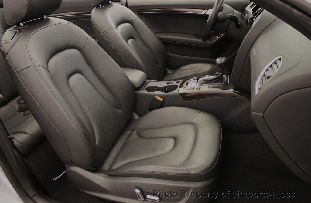 2015 Audi A5 Cabriolet CERTIFIED A5 Cabriolet 2.0T Quattro AWD S-Line CAMERA NAV - 18191706 - 6